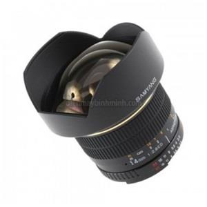 Ống kính Samyang 14mm f/2.8 IF ED UMC Aspherical for Sony E