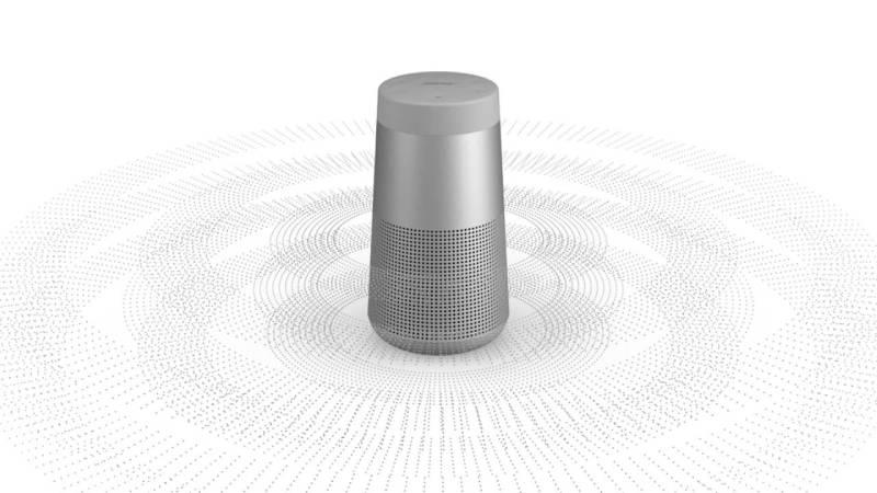 Âm thanh đa hướng, lan tỏa 360 độ