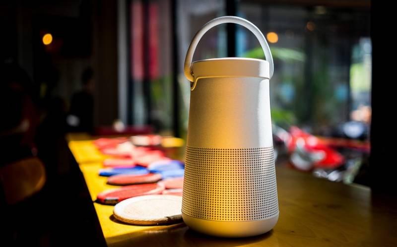 Loa Bose Soundlink Revolve Plus II cho âm thanh đồng bộ