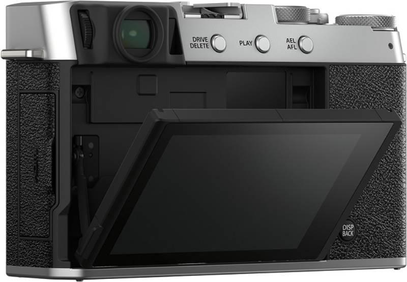 Màn hình cảm ứng LCD 3 inch nghiêng tiện lợi