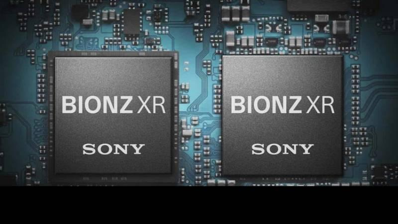 Bộ xử lý hình ảnh BIONZ XR nhanh gấp 8 lần phiên bản trước