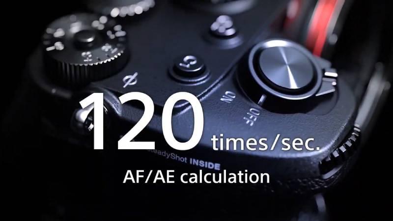 Real time Eye AF (Ảnh tĩnh/quay phim/người/động vật)