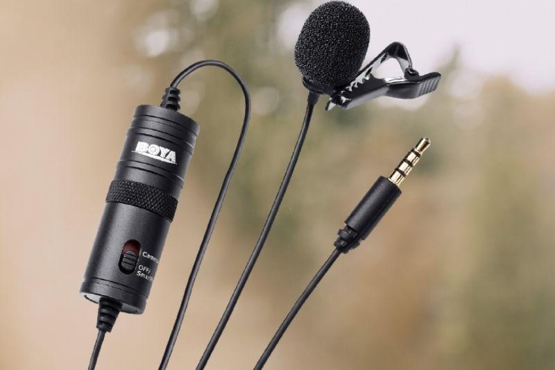 Microphone Boya BY-M1