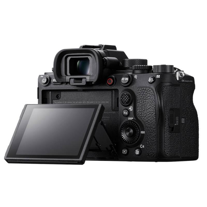 Màn hình LCD cảm ứng nghiêng của Sony alpha A1