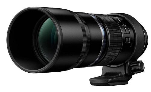 Khả năng thực tế của ống kính Olympus M.Zuiko Digital ED 300mm f / 4