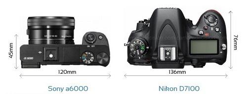 Sony A6000 và Nikon D7100: Bỏ ai chọn ai?