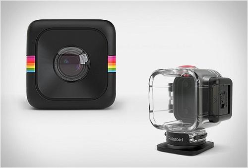 So sánh camera hành trình Polaroid Cube và GoPro
