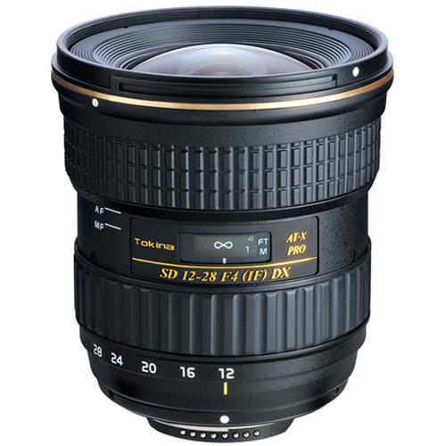 Ống kính AT-X 12-28 F4 PRO DX - Nước cờ khôn ngoan của Tokina