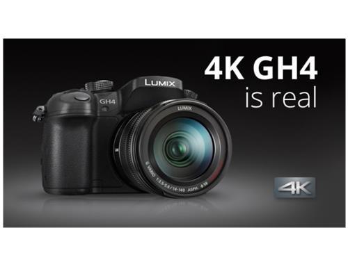 Panasonic sắp tung ra máy ảnh quay phim 6K