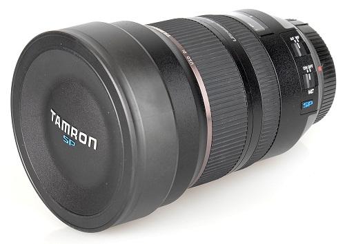 Ống kính Tamron SP 135mm f1.8 Di VC cho máy ảnh DSLR FF