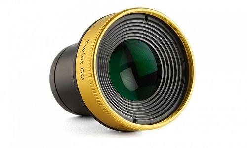 Lensbaby Twist 60: Ống kính mới cho nhiếp ảnh sáng tạo