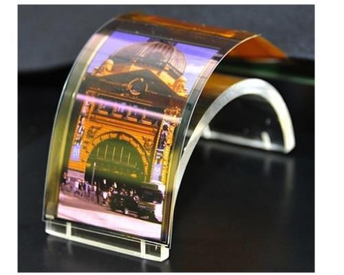 Sheet Camera - máy ảnh siêu phẳng có thể uốn cong