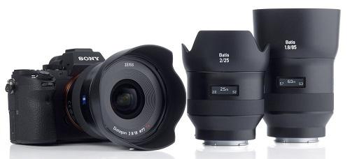 Ống kính prime siêu góc rộng Zeiss Batis 18mm f2.8 ra mắt