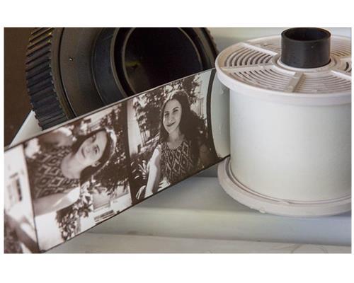 Giấy in ảnh trực tiếp trên các máy ảnh Format Medium