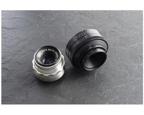 Hãng Meyer-Optik hồi sinh ống kính Trioplan để kỷ niệm