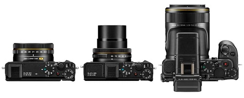 Dòng máy ảnh Nikon DL sẽ được bán ra vào tháng 6