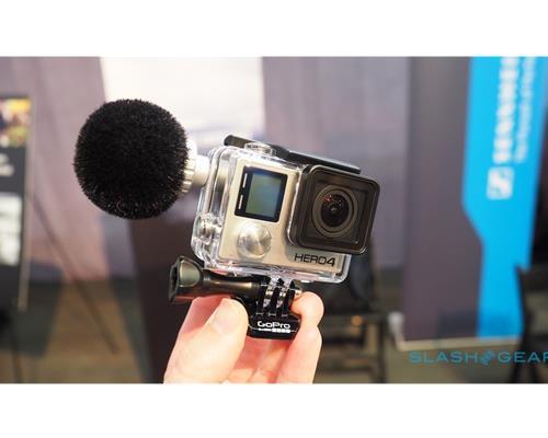 Máy quay GoPro và chương trình phát triển phụ kiện