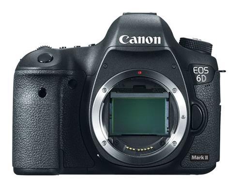 Có thể máy ảnh Canon EOS 6D Mark II sẽ dùng hệ điều hành Android