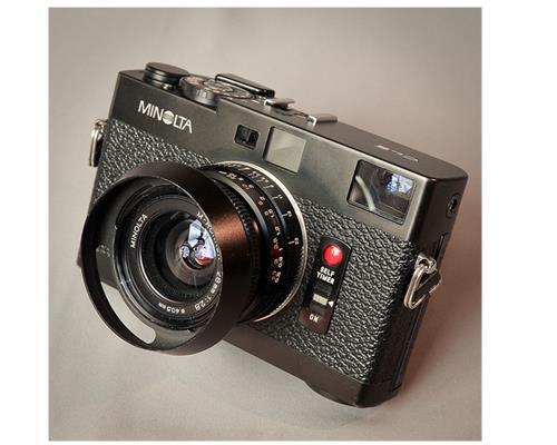 6 máy ảnh Rangefinder cho người mới nổi tiếng một thời