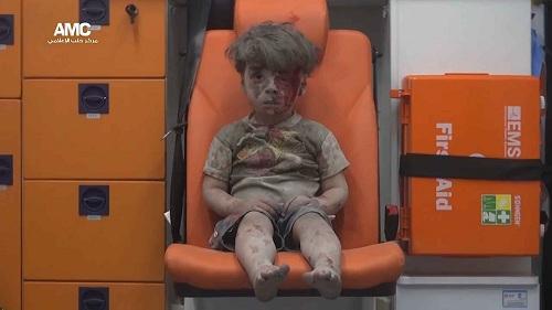 Tác động của cuộc xung đột ở Syria trong một bức ảnh