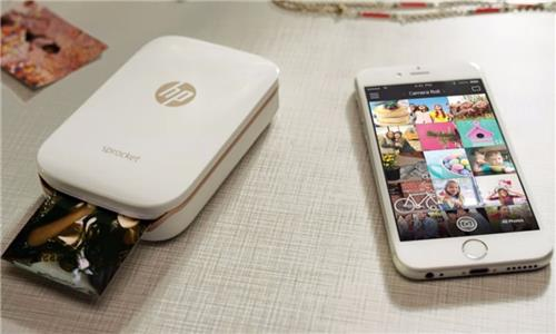 HP Sprocket - máy in ảnh siêu nhỏ không dùng mực