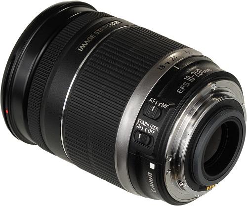 Bộ sưu tập ống kính Canon EF-S mà bạn không thể bỏ qua