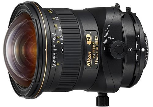 Thêm một ống kính Nikon tilt-shift siêu rộng được ra mắt