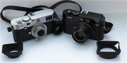 Leica hồi sinh ống kính Summaron-M 28mm f/5.6