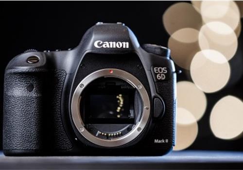 Máy ảnh Canon EOS 6D Mark II sẽ không có tính năng quay video 4K