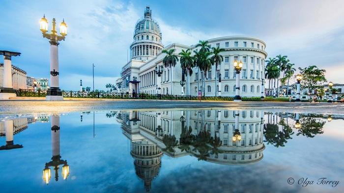 Thiên đường du lịch Cuba dưới góc nhìn của nhiếp ảnh