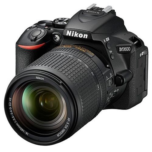 Những hình ảnh đầu tiên của máy ảnh Nikon D5600