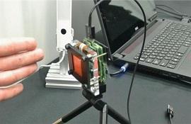 Khó tin máy ảnh không cần ống kính của Hitachi