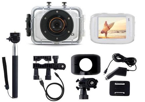 Những điều cần xem xét trước khi mua một camera hành động