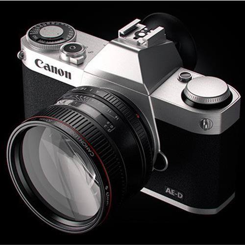 Sẽ có máy ảnh mirrorless Canon full-frame thay cho máy ảnh Canon 6D Mark II?