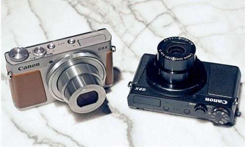 Máy ảnh Canon PowerShot G9 X Mark II sẽ ra mắt vào CES 2017