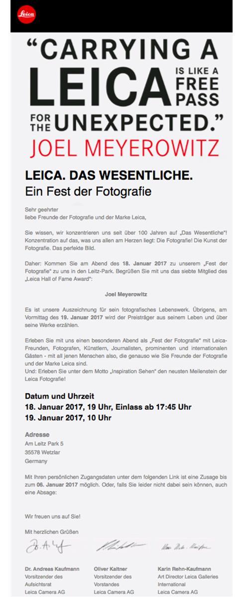 Leica sẽ ra mắt máy ảnh mới vào 18/01/2017