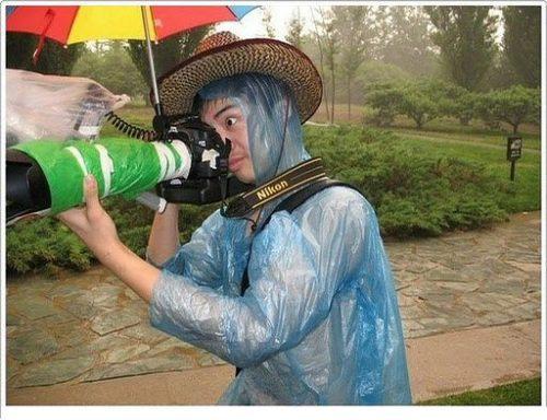 """Thư giãn với những hình ảnh hài hước khi nhiếp ảnh gia """"tác nghiệp"""""""