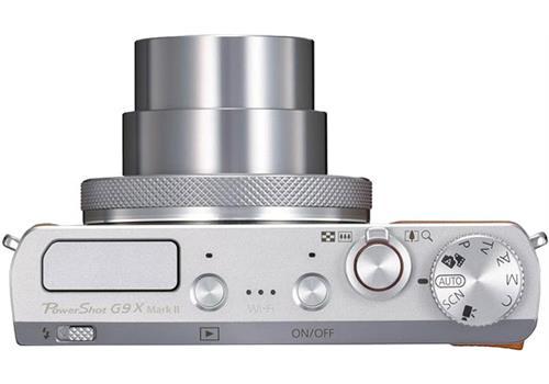 CES 2017 – Máy ảnh Canon G9 X Mark II chính thức ra mắt