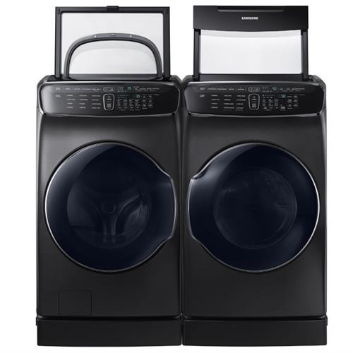 "CES 2017 – Máy giặt Samsung ""sinh đôi"" cực dị"
