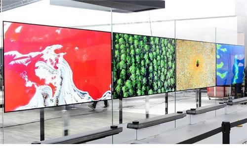 CES 2017 – Ra mắt tivi OLED LG mỏng như giấy