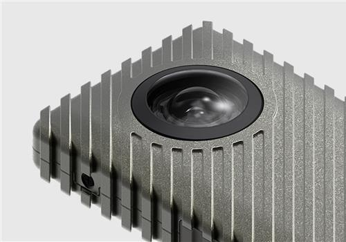 CES 2017 – Giới thiệu Ricoh R: máy quay 360 độ phát trực tiếp liên tục 24 giờ