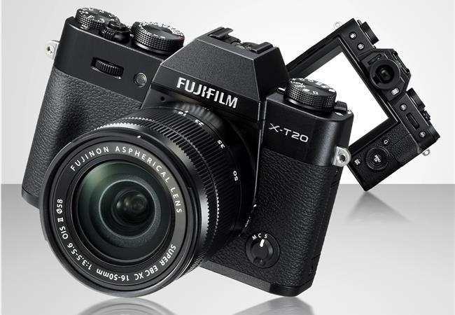 Kết quả hình ảnh cho Fujifilm X-T20
