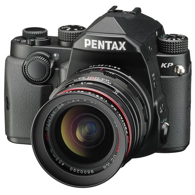 Máy ảnh Pentax KP ra mắt chính thức: chống rung 5 trục, ISO 819.200