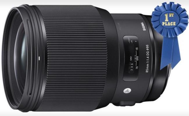 Ống kính Sigma 85mm F/1.4 Art được DOXMark chấm điểm cao nhất từ trước tới nay