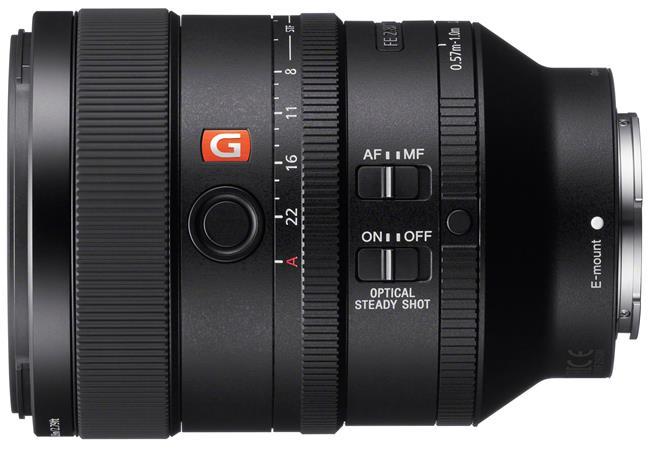 Ra mắt ống kính Sony 100mm F2.8 STF G master và FE 85mm F1.8