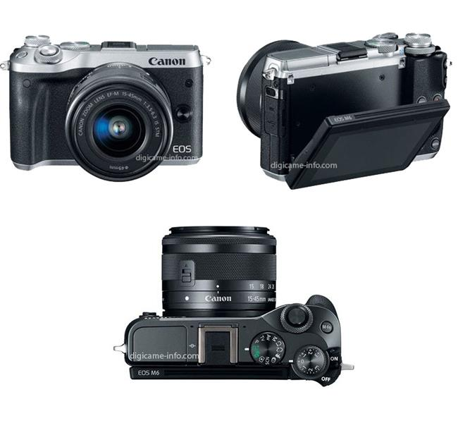 dự đoán tính năng mới trên máy ảnh canon eos m6 - 171885