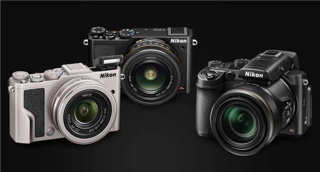 Nikon hủy bỏ dòng compact DL