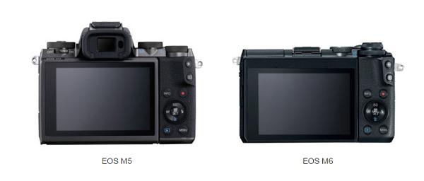 Nhìn lại 3 máy ảnh không gương lật của Canon: M3, M5 và M6