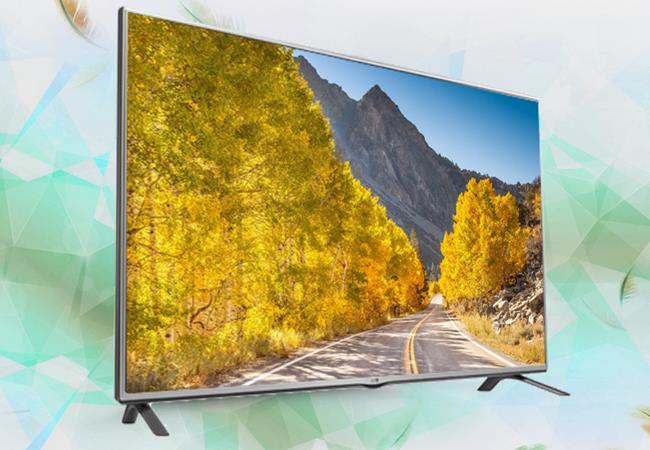 Các model tivi LG bán chạy nhất đầu năm 2017