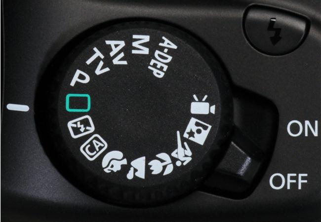Làm quen với các chế độ chụp ảnh